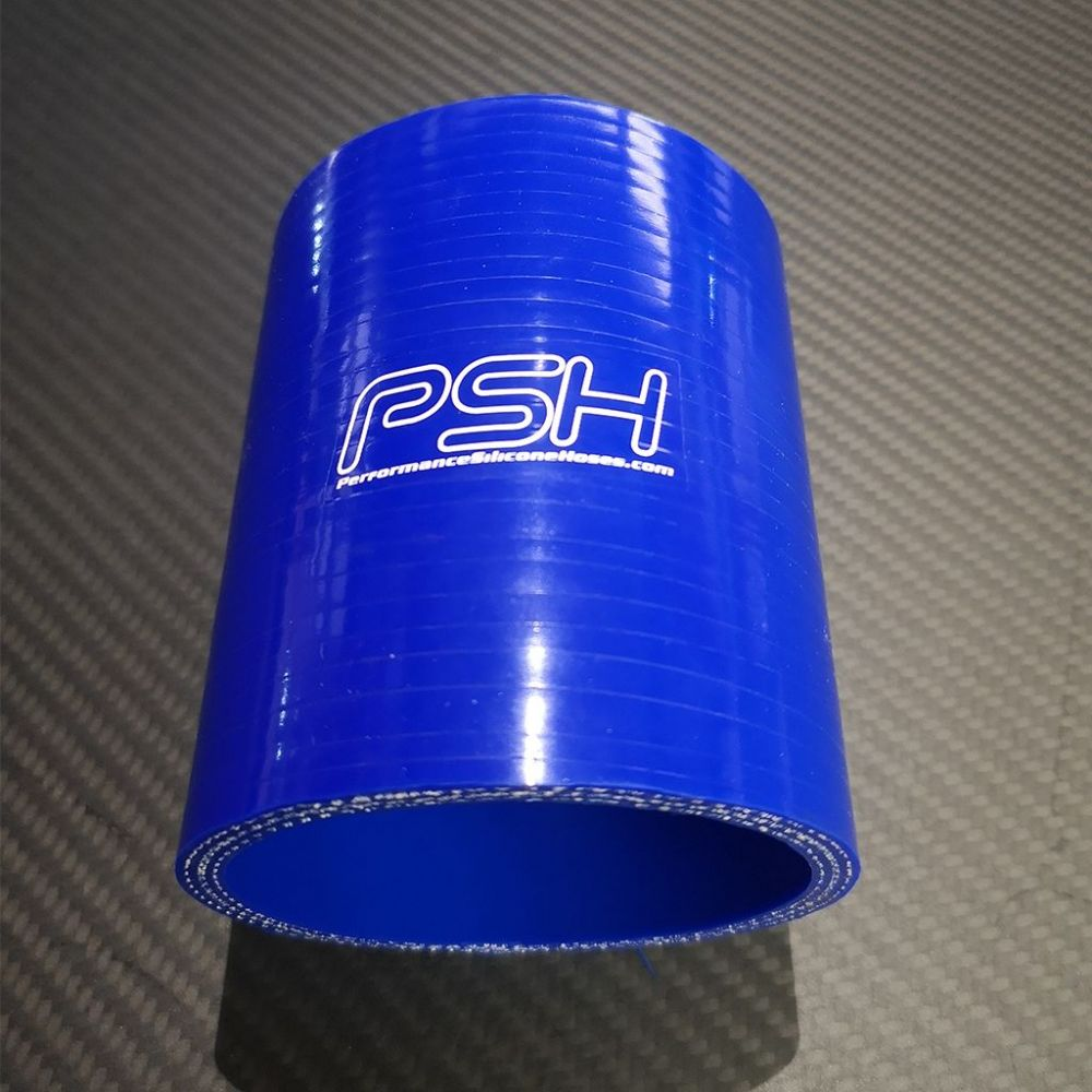 "70mm I/D Straight Silicone Hose Coupler 3"" Long"